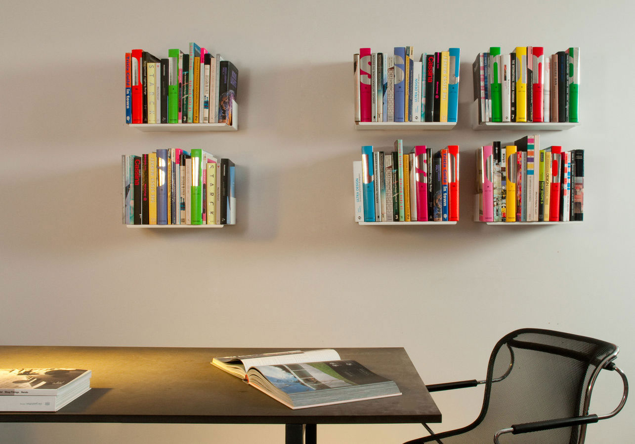 Every Office Needs At Least One Bookcase